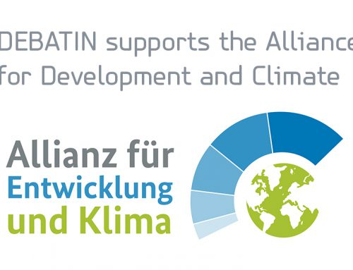 """Alliance for Development and Climate"" – we're in!"