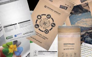 Produkterweiterung Papierversandtaschen