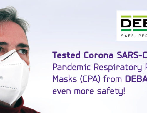 In stock: Certified SARS-CoV-2 face masks (coronavirus masks) – to protect you and your contacts