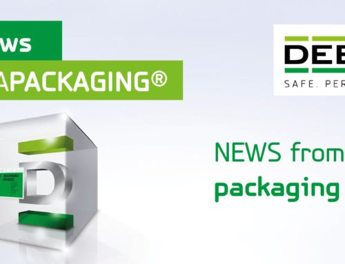 Debatin products in action: Sustainable DEBAPOST® Second Life paper mailing bags for Triple2 Sportswear GmbH, Munich