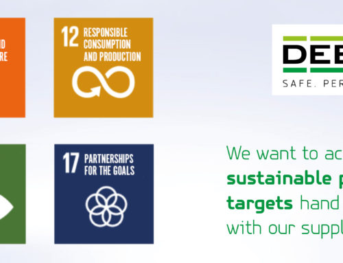 The DEBATIN sustainability strategy: Sustainable procurement is non-negotiable!