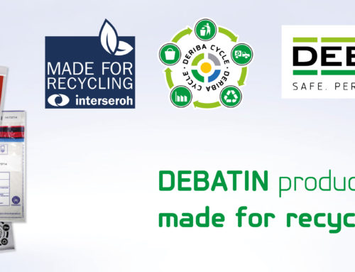 """Made for Recycling"" – DEBATIN products awarded certification for outstanding recycling potential"