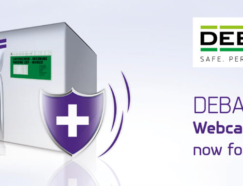 "DEBAMED® webcast on ""ADR-compliant transport of samples and COVID-19 tests"""