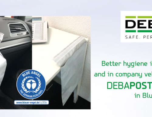 DEBAPOST® – high-quality, tear-proof mailing bags for individual e-commerce deliveries