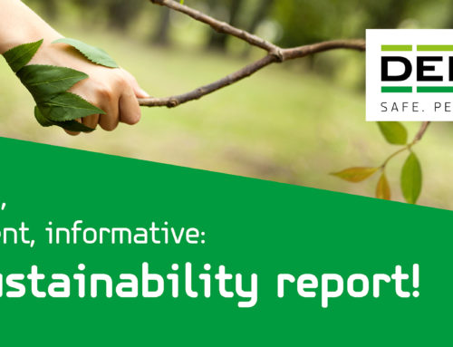 The DEBATIN sustainability report is out – register for our newsletter now!
