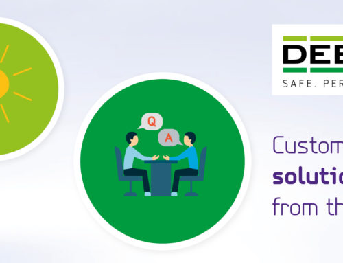 DEBATIN's mission: to deliver mailing & packaging solutions par excellence, customised to your individual requirements