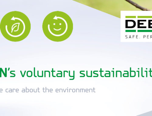 The complete 2020 DEBATIN sustainability report: now available to download